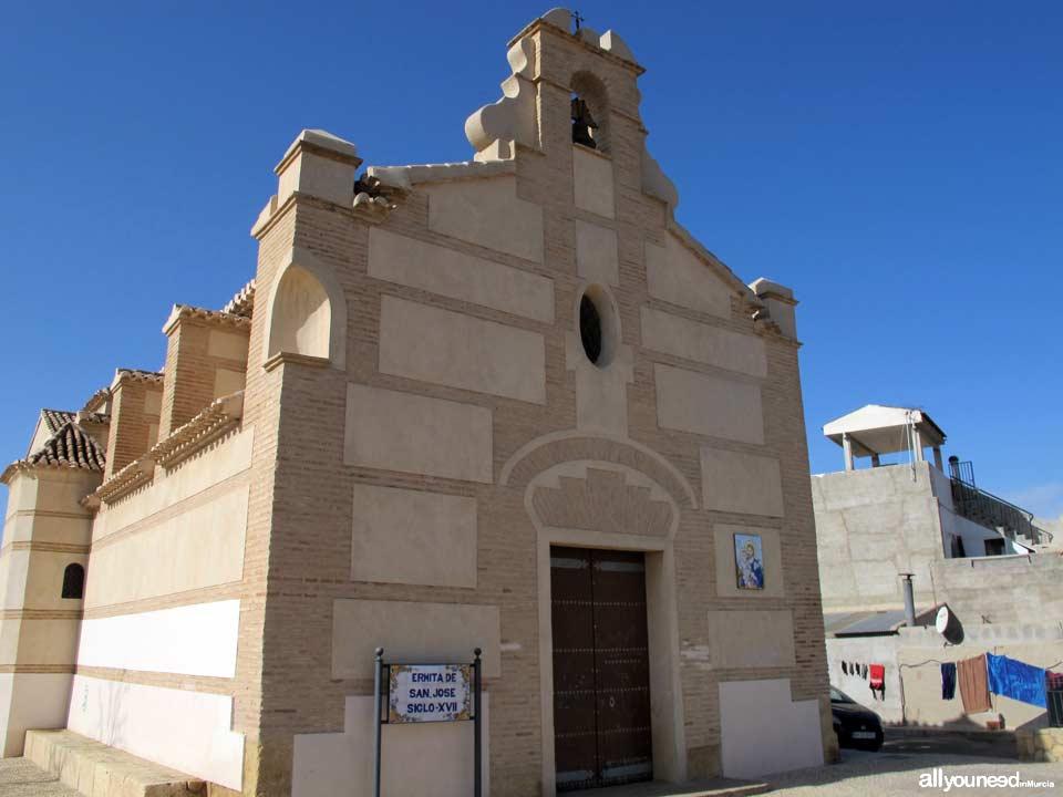 Ermita de San José. Totana