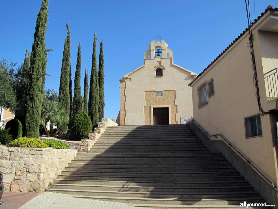 Ermita de San Roque. Totana