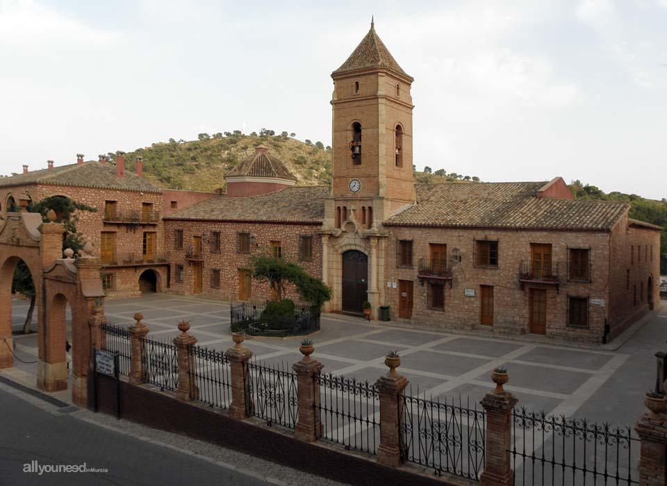 Santuario de Santa Eulalia de Mérida, «La Santa» de Totana