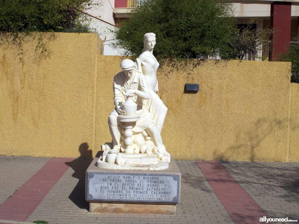 Monumento al Alfarero
