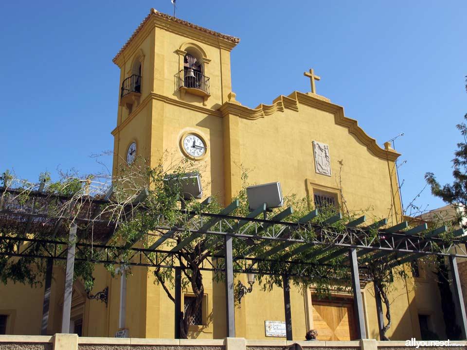 Iglesia de las Tres Avemarías