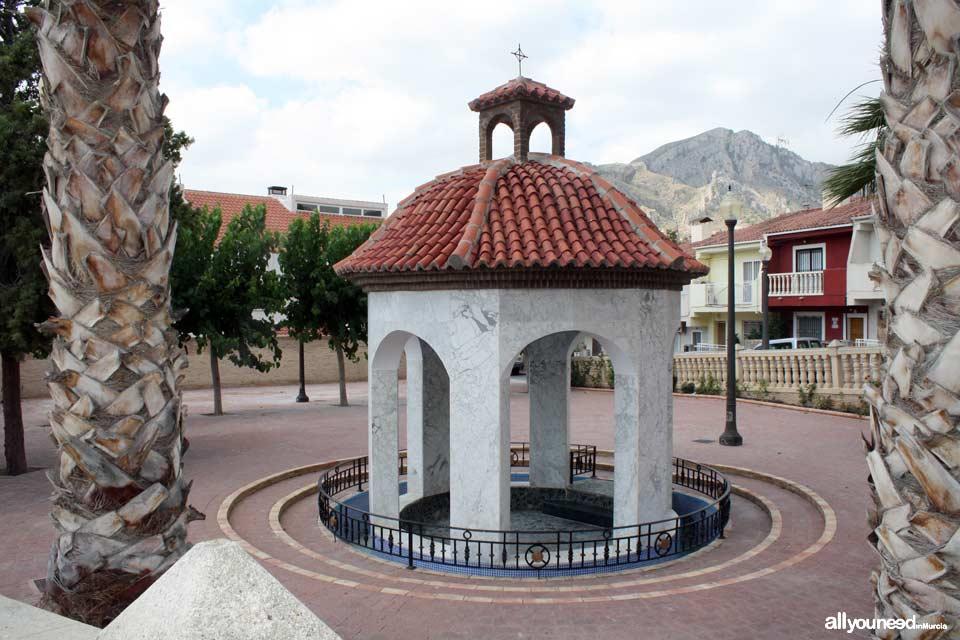 Baño de la Santa Cruz
