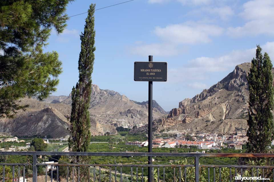 Mirador El Arco San Roque