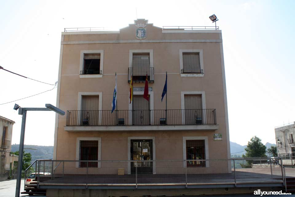 Villanueva del Río Segura Tourist Office