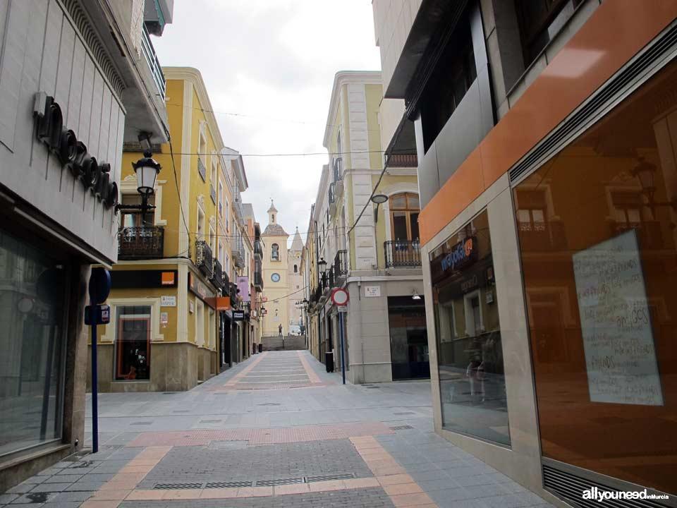 Calle del Niño