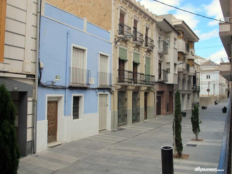 Calle de Martinez Corbalán