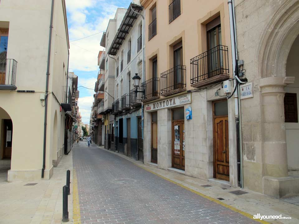 Calle la Corredera