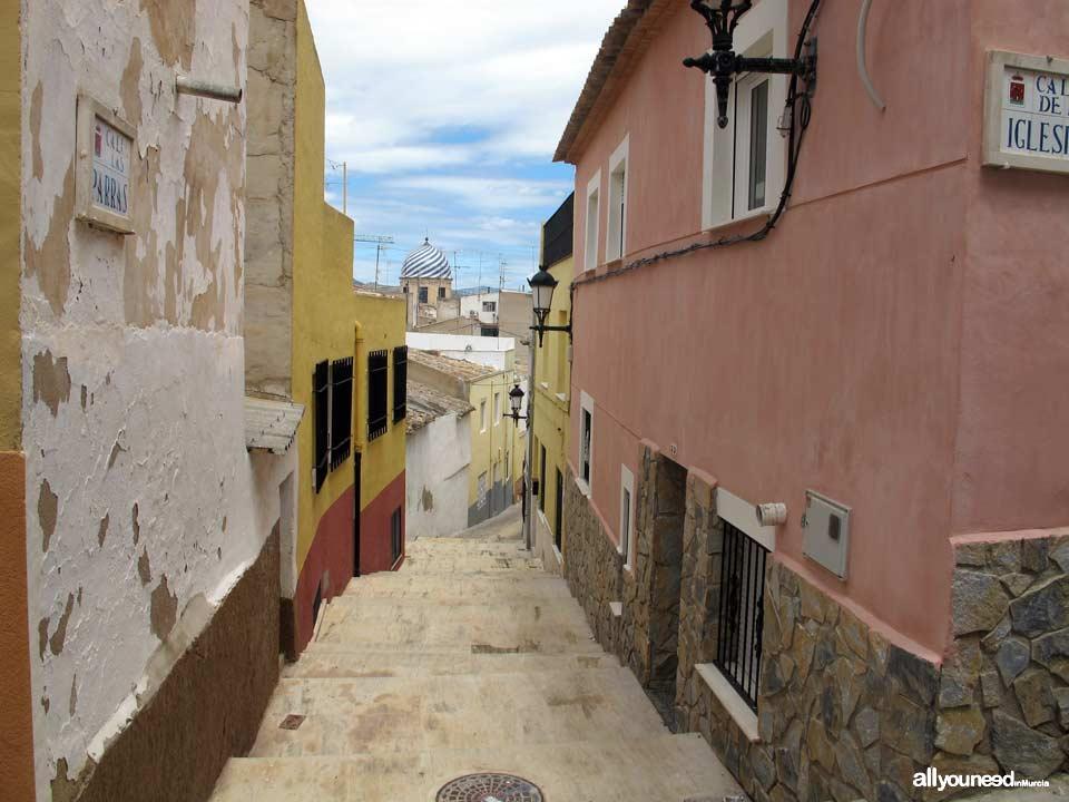 Calle Las Parras