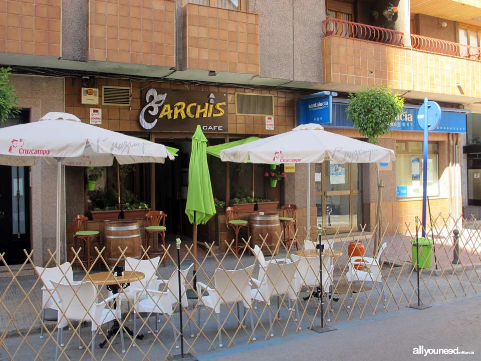 Cafe Barchis