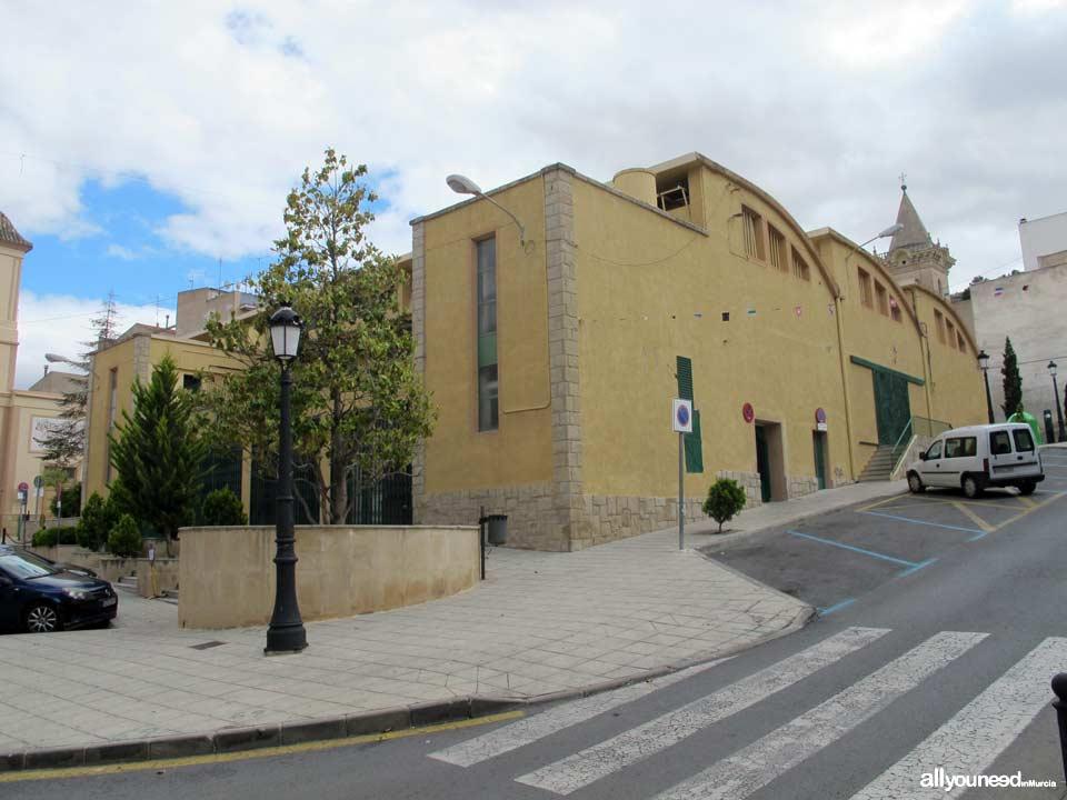 Mercado Central de Yecla