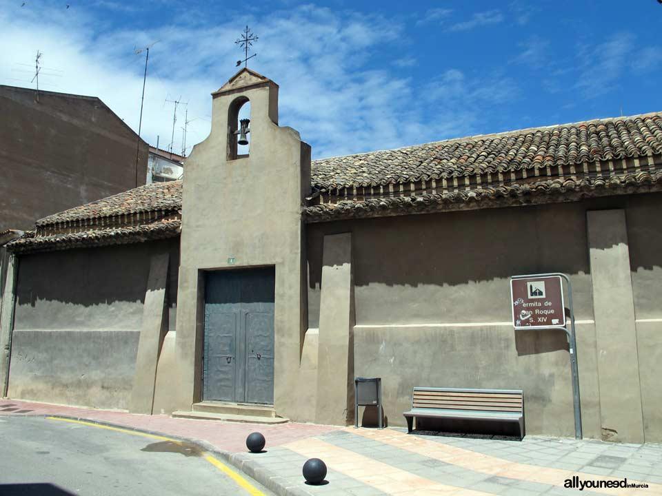 Ermita de San Roque. Yecla