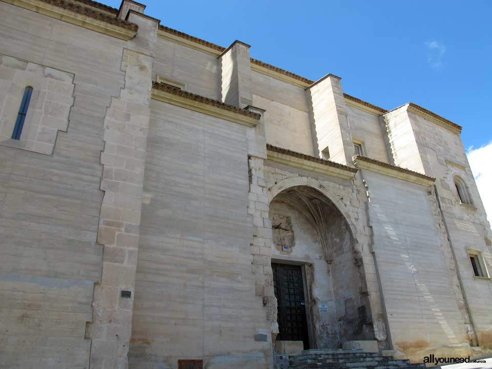 Iglesia Vieja de la Asunción