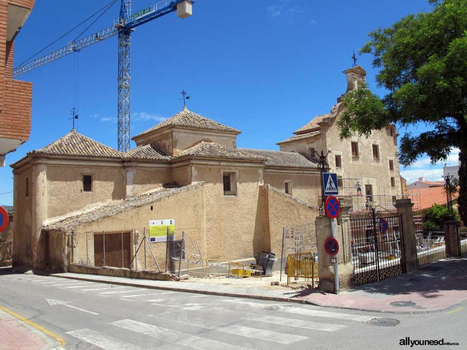 Iglesia de San Francisco y Capilla de Las Angustias