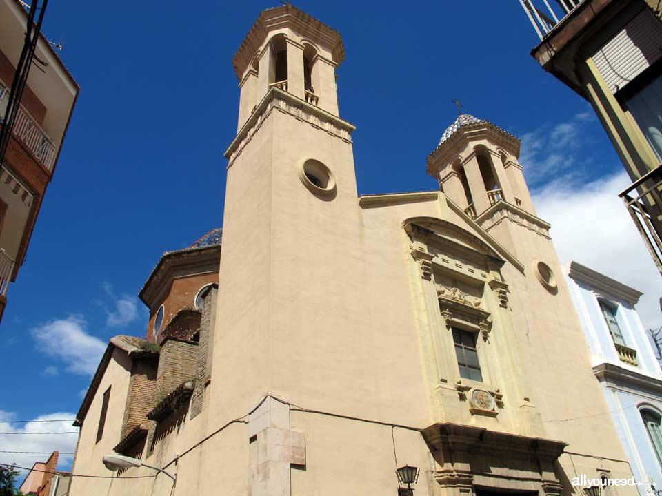 Iglesia de Hospitalicio