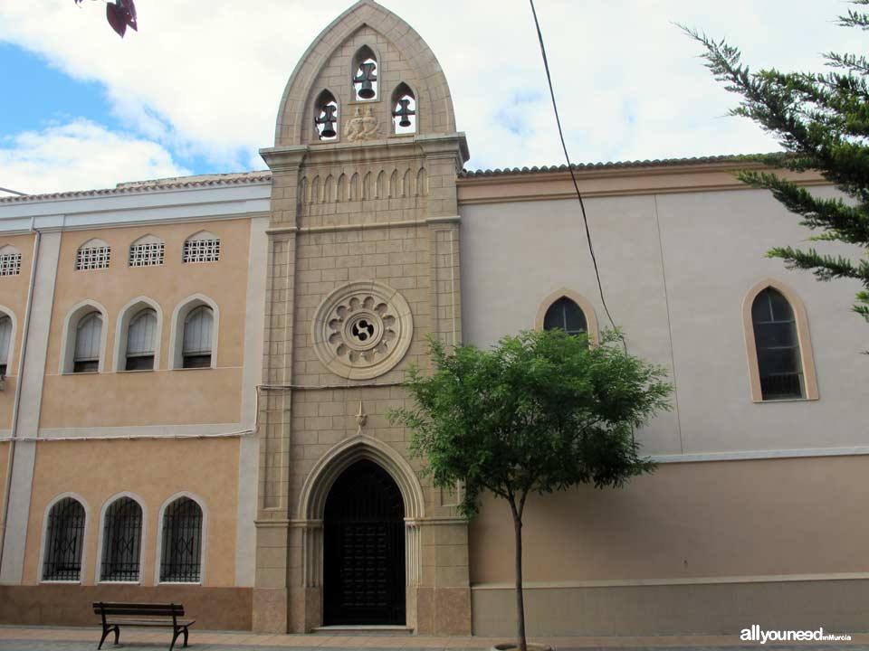 Iglesia-Convento Monjas Concepcionistas