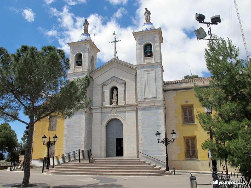 Santuario Virgen del Castillo