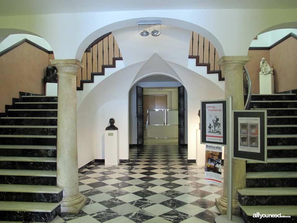 Museo Casa Palacio de los Ortega. Museo Arqueológico de Yecla