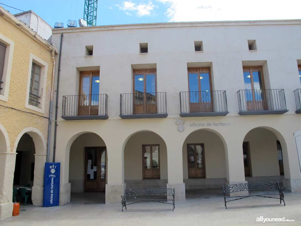 Yecla Tourist Office