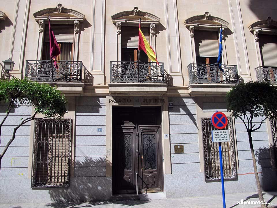 Palacio de Justicia de Yecla