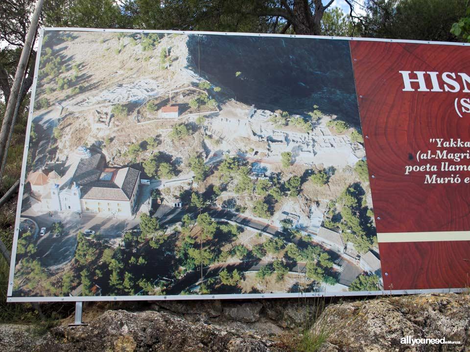 Yacimiento Arqueológico Hisn Yakka