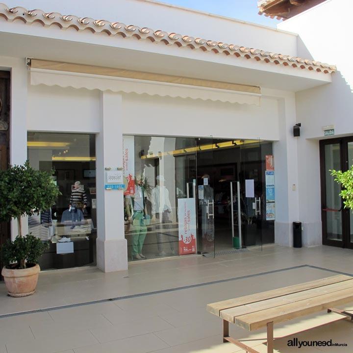 Tienda de Golf Casa Club El Valle
