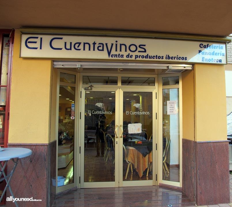 El Cuentavinos Murcia. Restaurante y bodega