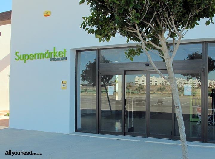 Supermercado Town Center Las Terrazas