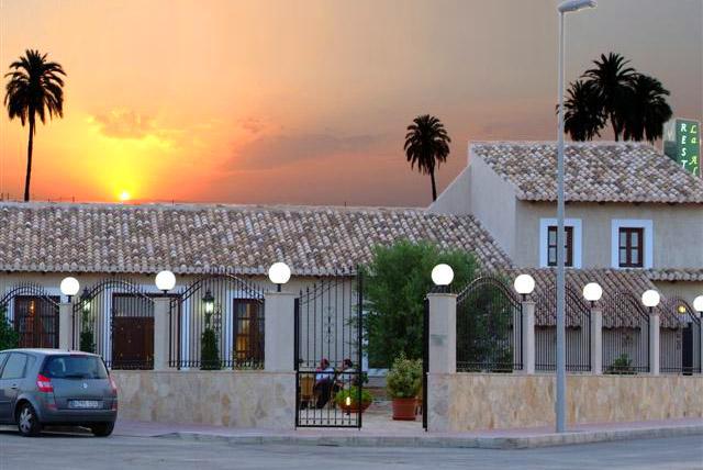 La Almazara de Santa Rosalía