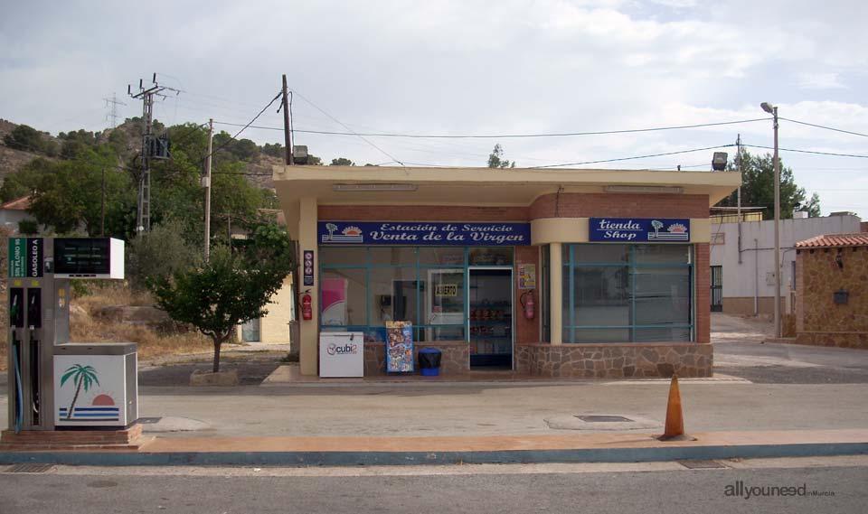 Estación de Servicio Venta de la Virgen sl