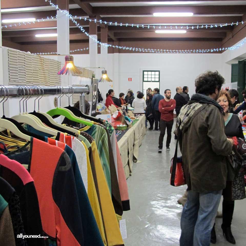 1st Habla 1.0 Festival. Street Market