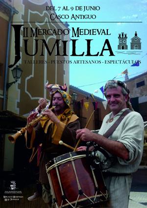 II Mercado Medieval en Jumilla