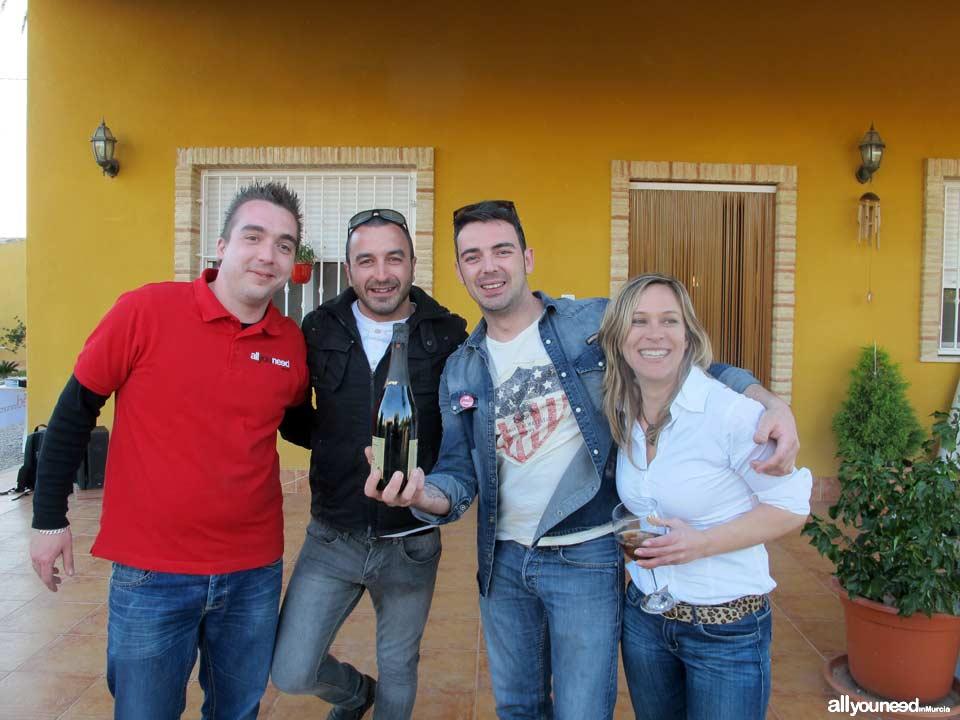 II Degustación de vinos allyouneedinMurcia